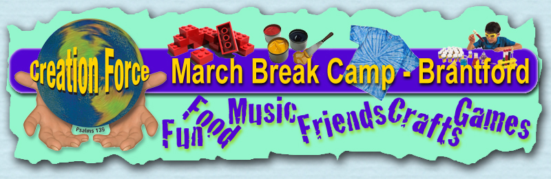 Brantford March Break Camp